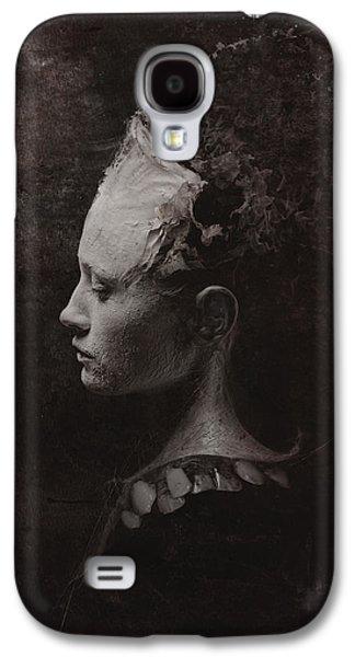 Secret Galaxy S4 Case by Victor Slepushkin