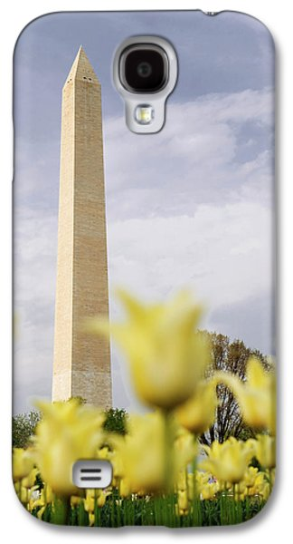 Usa, Washington, D Galaxy S4 Case