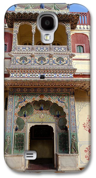 Jaipur, Rajasthan, India Galaxy S4 Case by Charles O. Cecil
