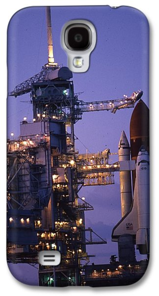 Space Shuttle Challenger  Galaxy S4 Case by Retro Images Archive