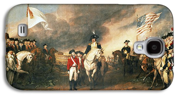 Yorktown Surrender, 1781 Galaxy S4 Case by Granger