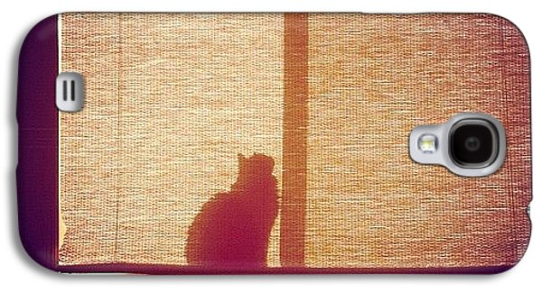Sunny Galaxy S4 Case - He Found The Light by April Moen
