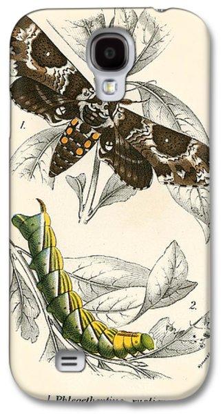 Butterflies Galaxy S4 Case