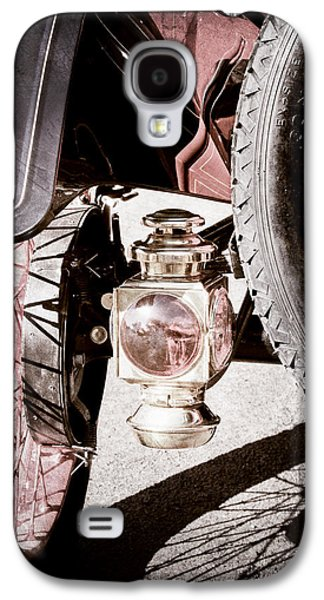 1911 Ford Model T Torpedo 4 Cylinder 25 Hp Taillight Galaxy S4 Case by Jill Reger