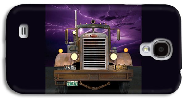 1955 Peterbilt Galaxy S4 Case