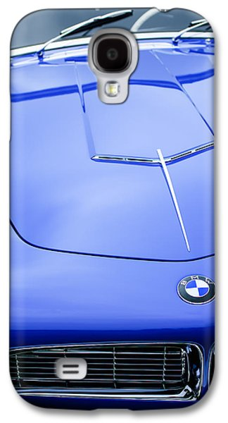 1958 Bmw 507 Series II Roadster Hood Emblem Galaxy S4 Case