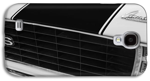 1969 Chevrolet Camaro Rs-ss Indy Pace Car Replica Grille - Hood Emblems Galaxy S4 Case by Jill Reger