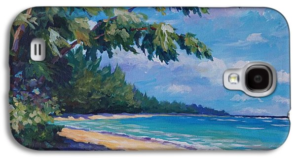 7-mile Beach Galaxy S4 Case