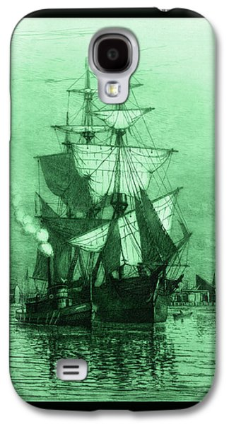 A Pirate Looks At Fifty Galaxy S4 Case by John Stephens
