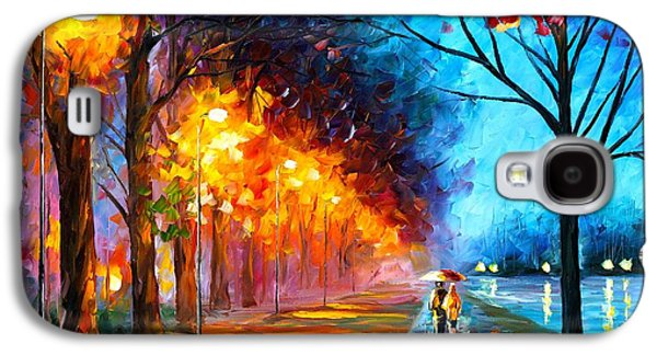 Alley By The Lake Galaxy S4 Case