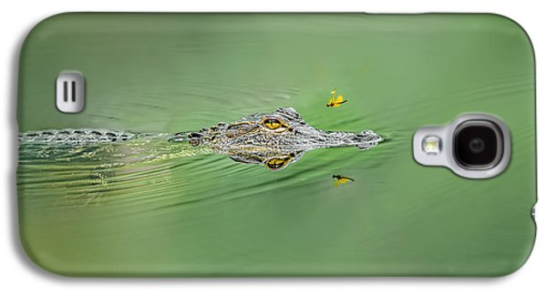 Alligator Galaxy S4 Case