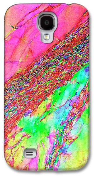 Aluminium Deformation Galaxy S4 Case