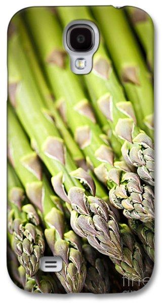 Asparagus Galaxy S4 Case by Elena Elisseeva