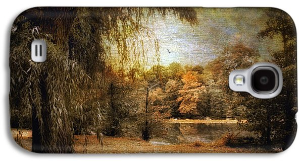 Autumn's Canvas Galaxy S4 Case by Jessica Jenney
