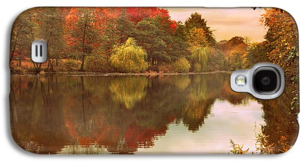 Autumn's Mirror Galaxy S4 Case by Jessica Jenney