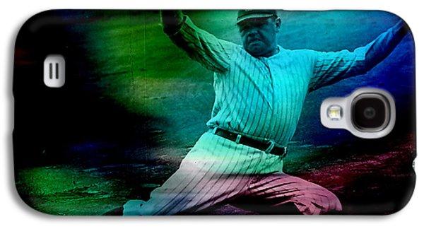 Babe Ruth Galaxy S4 Case