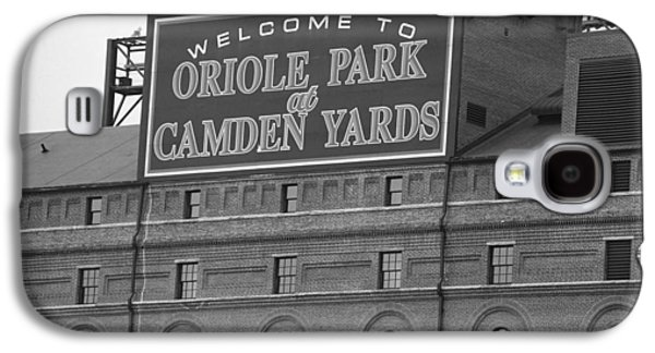 Baltimore Orioles Park At Camden Yards Galaxy S4 Case by Frank Romeo