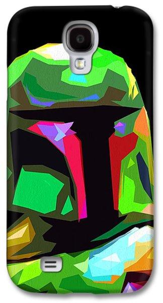 Boba Fett Star Wars Galaxy S4 Case