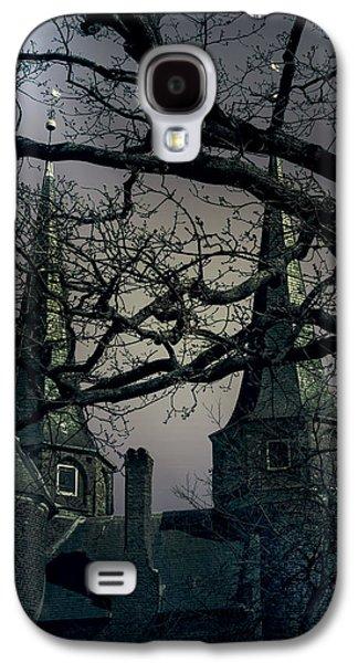 Castle Galaxy S4 Case by Joana Kruse