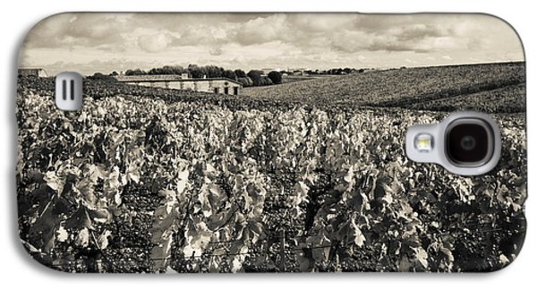 Chateau Lafite Rothschild Vineyards Galaxy S4 Case by Panoramic Images