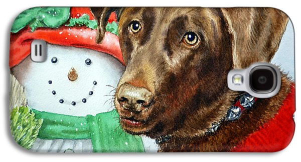 Christmas Galaxy S4 Case by Irina Sztukowski