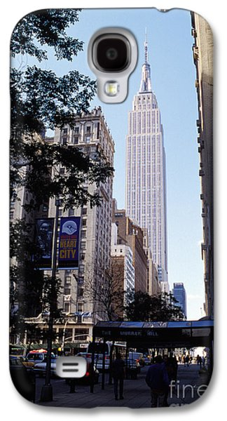 Empire State Building Galaxy S4 Case