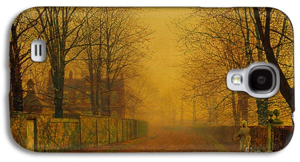 Evening Glow Galaxy S4 Case by Celestial Images