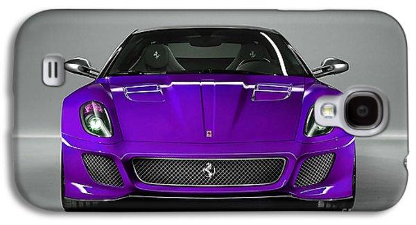 Ferrari 559 Gto Sports Car Galaxy S4 Case by Marvin Blaine