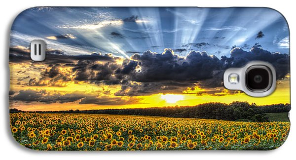 Field Of View Galaxy S4 Case by Chris Austin