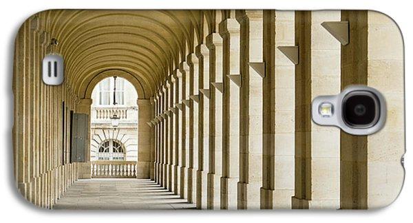 France, Bordeaux, Grand Theatre De Galaxy S4 Case by Emily Wilson