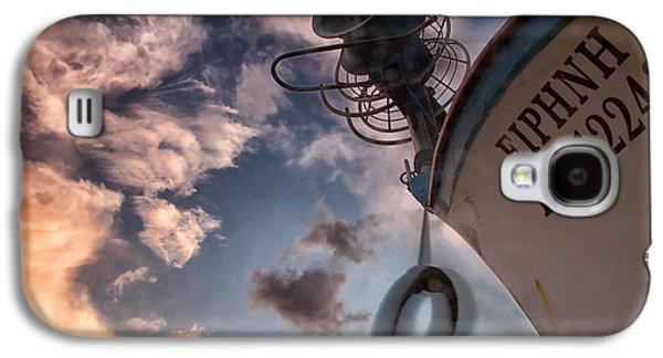 Greek Fishing Boat Galaxy S4 Case