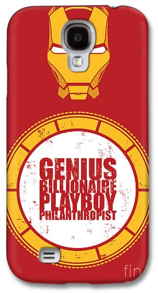 Iron Man Galaxy S4 Case