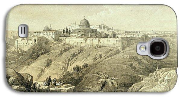 Jerusalem Galaxy S4 Case by British Library