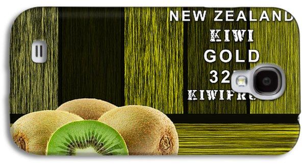 Kiwi Farm Galaxy S4 Case by Marvin Blaine