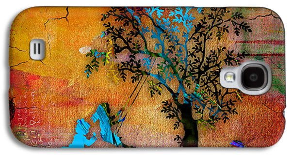 Leaves Galaxy S4 Case by Marvin Blaine