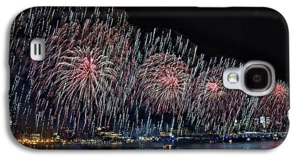 Let Freedom Ring Galaxy S4 Case by Susan Candelario