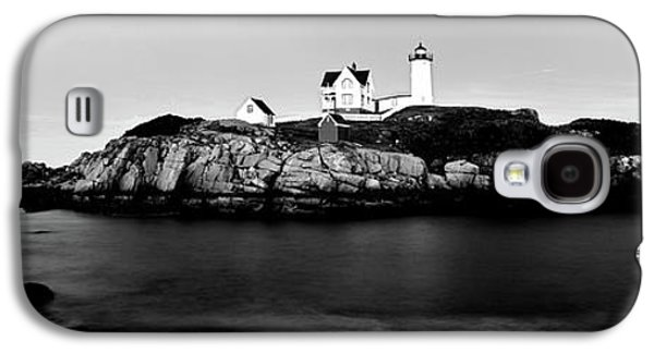 Lighthouse At A Coast, Nubble Galaxy S4 Case