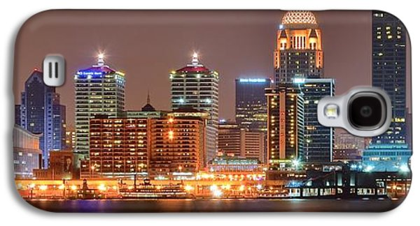 Louisville Panoramic View Galaxy S4 Case