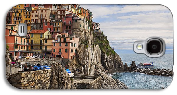 Manarola Galaxy S4 Case by Joana Kruse