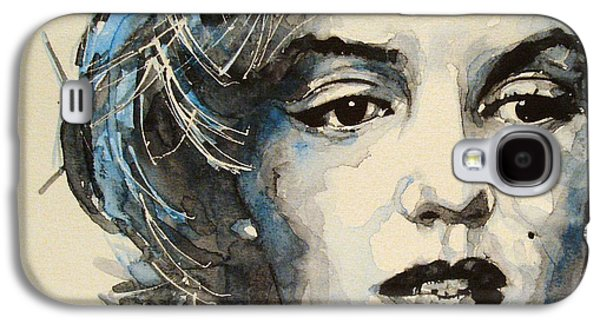 Marilyn Galaxy S4 Case by Paul Lovering