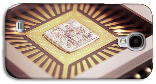 Microchip Galaxy S4 Case