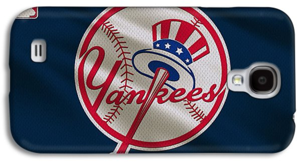 New York Yankees Uniform Galaxy S4 Case