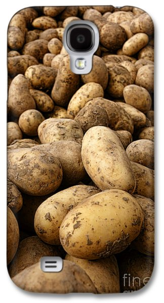 Potatoes Galaxy S4 Case by Olivier Le Queinec