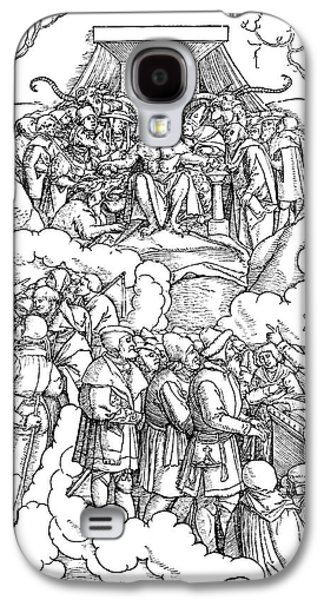 Protestant Reformation Galaxy S4 Case