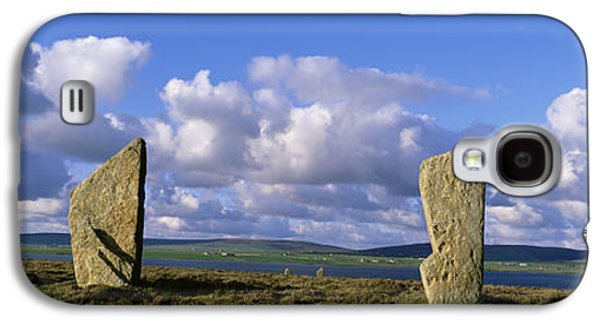 Ring Of Brodgar, Orkney Islands Galaxy S4 Case by Panoramic Images