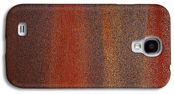 Rusty Background Galaxy S4 Case