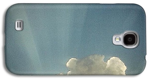 Bright Galaxy S4 Case - Sky by Raimond Klavins