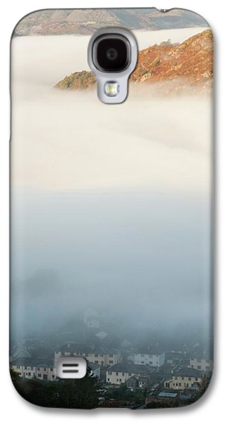 Temperature Inversion Over Ambleside Galaxy S4 Case