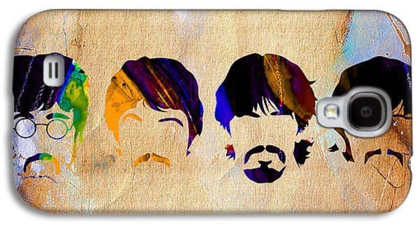 The Beatles Collection Galaxy S4 Case