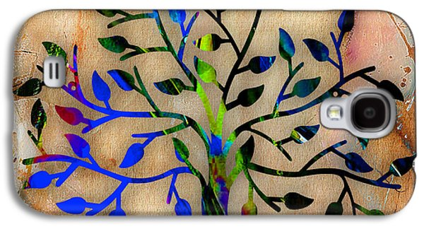 Tree Of Life Painting Galaxy S4 Case